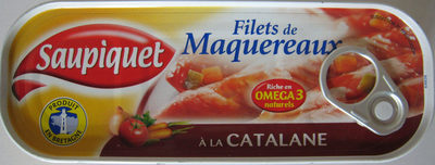 Filets de Maquereaux a la Catalane - 製品 - fr