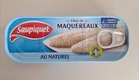 Filet de maquereaux au naturel - Product - fr