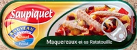 Maquereaux et sa Ratatouille - Product - fr