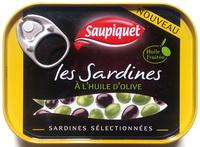 Sardines à l'huile d'olive - Product
