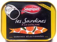 Sardines à la catalane - Produit