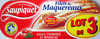 Filets de Maquereaux (Sauce Tomate et Basilic) Lot de 3 - Product