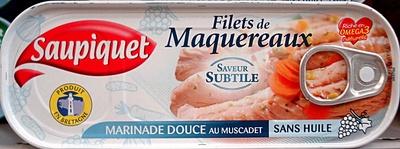 Filets de Maquereaux (Marinade Douce au Muscadet) - Produkt