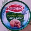 Thon au romarin & persil cuit à coeur - Product