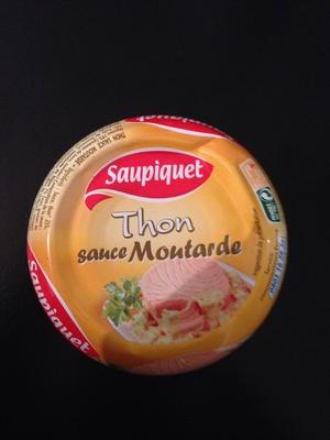 Thon sauce moutarde - 製品 - fr