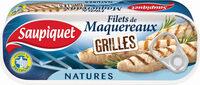 Filets de maquereaux grillés natures - Product - fr