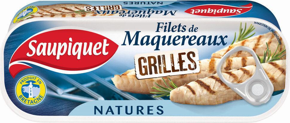 Filets de maquereaux grillés natures - Prodotto - fr