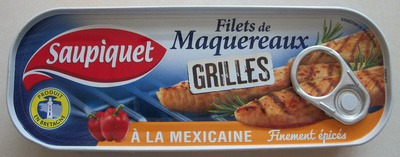 Filets de Maquereaux (Grillés À la Mexicaine) - Product - fr