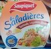 Les Saladières Semoule, Légumes, Thon - Product