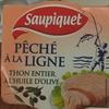 Thon entier à l'huile d'olive - Produit