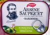 Arsène Saupiquet Sardines - Produit