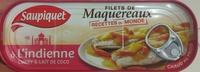 Filets de Maquereaux à l'Indienne - Produit