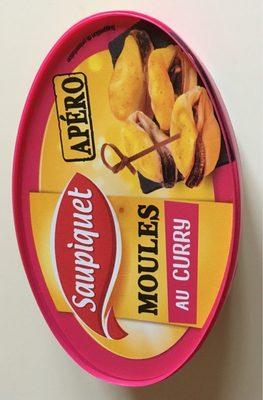 Moules au curry Spécial apéro - Produit