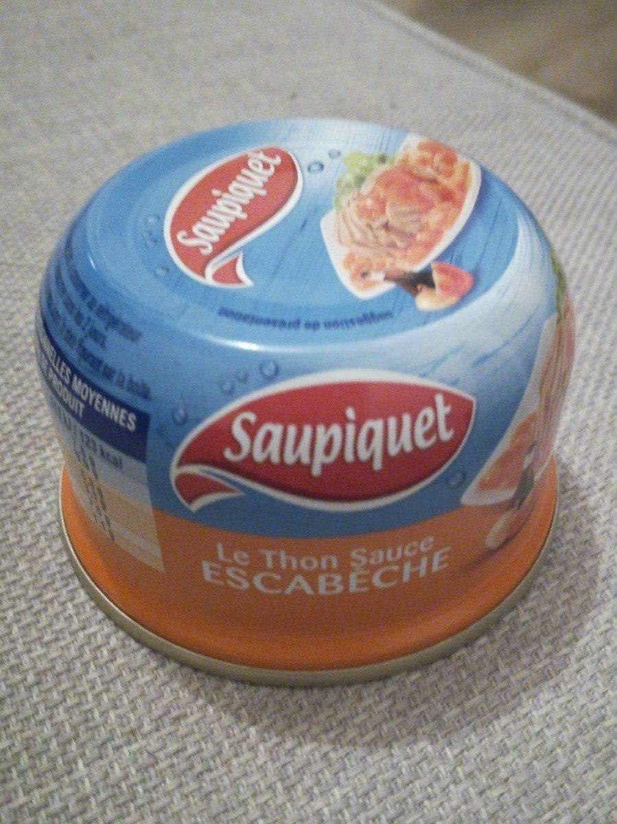 Thon sauce escabeche - Product