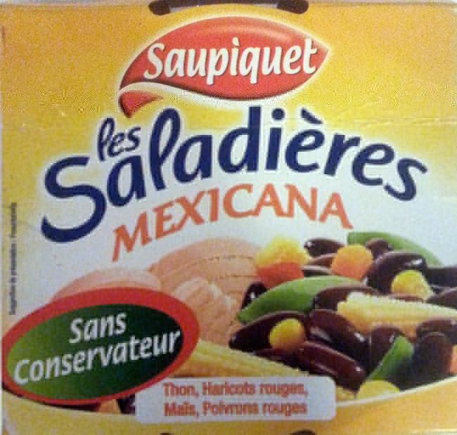 Les Saladières Mexicana - Product - fr