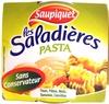 Les Saladières Pasta (Thon, Pâtes, Maïs, Tomates, Carottes) - Produit