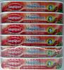Filets de Maquereaux (Sauce Tomate et Basilic) Lot de 6 - Prodotto