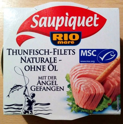 Thunfisch-Filets naturale - Produkt - de