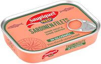 Sardinen in Öl Saupiquet - Produit - de