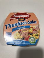 Saumiquet Rio mare Thunfisch-Salat Italiana - Product - fr