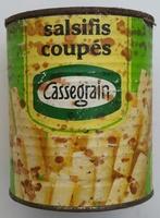 Salsifis coupés - Produit