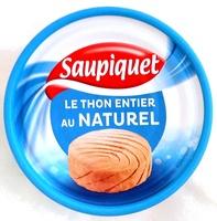 Thon entier au naturel - Prodotto - fr