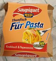Thunfisch Für Pasta, Knoblauch & Peperonc... - Product