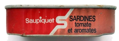 Sardines tomate et aromates - Product - fr