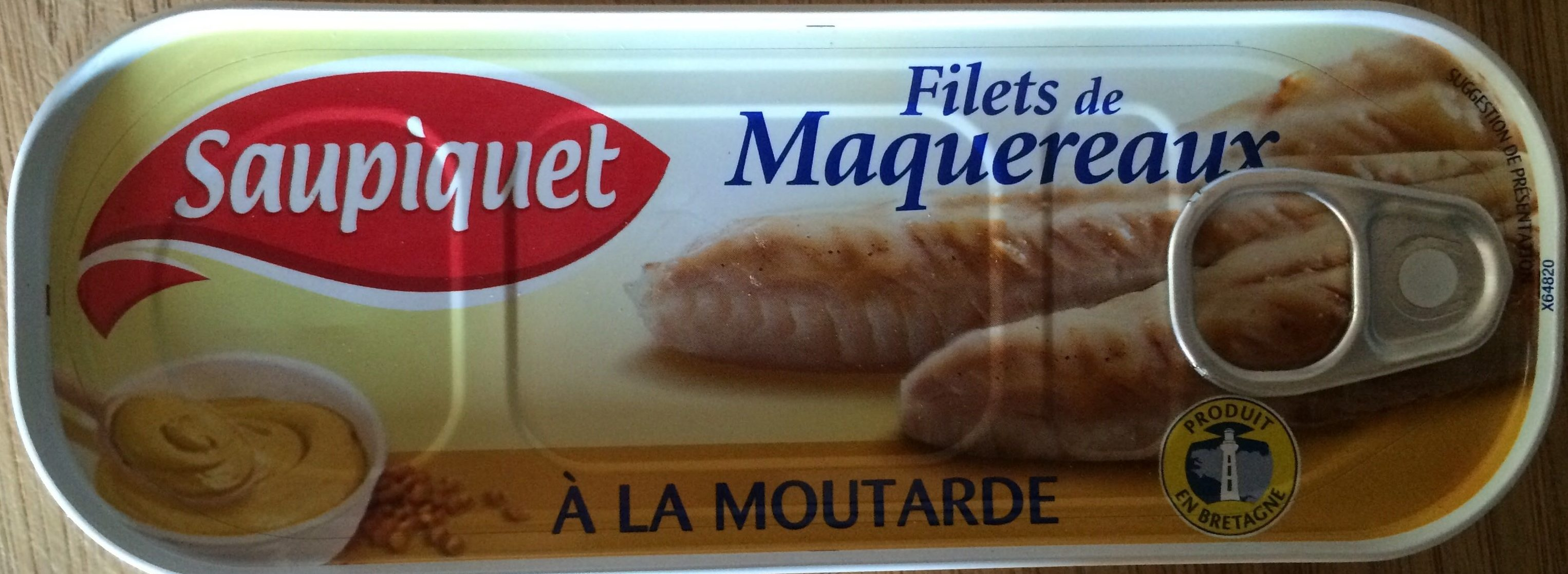 Filet de Maquereaux (À la Moutarde) - Product