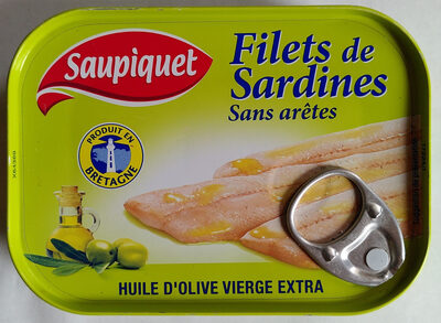 Filet de sardines - Product - fr