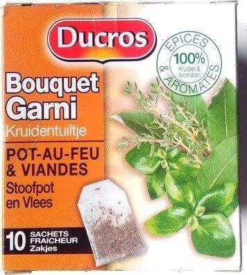 Bouquet Garni Pot-au-Feu & Viandes - Produit - fr