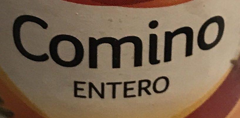 Comino entero - Ingredients - es
