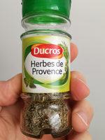 Ducros - Herbes de Provence - Product