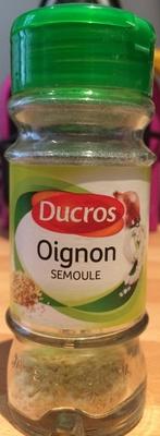 Oignon semoule - Produit