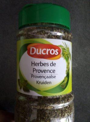 Herbes de Provence Ducros - Product - fr