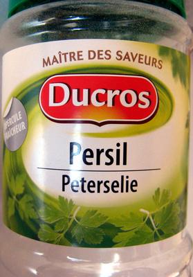 Persil - Produit