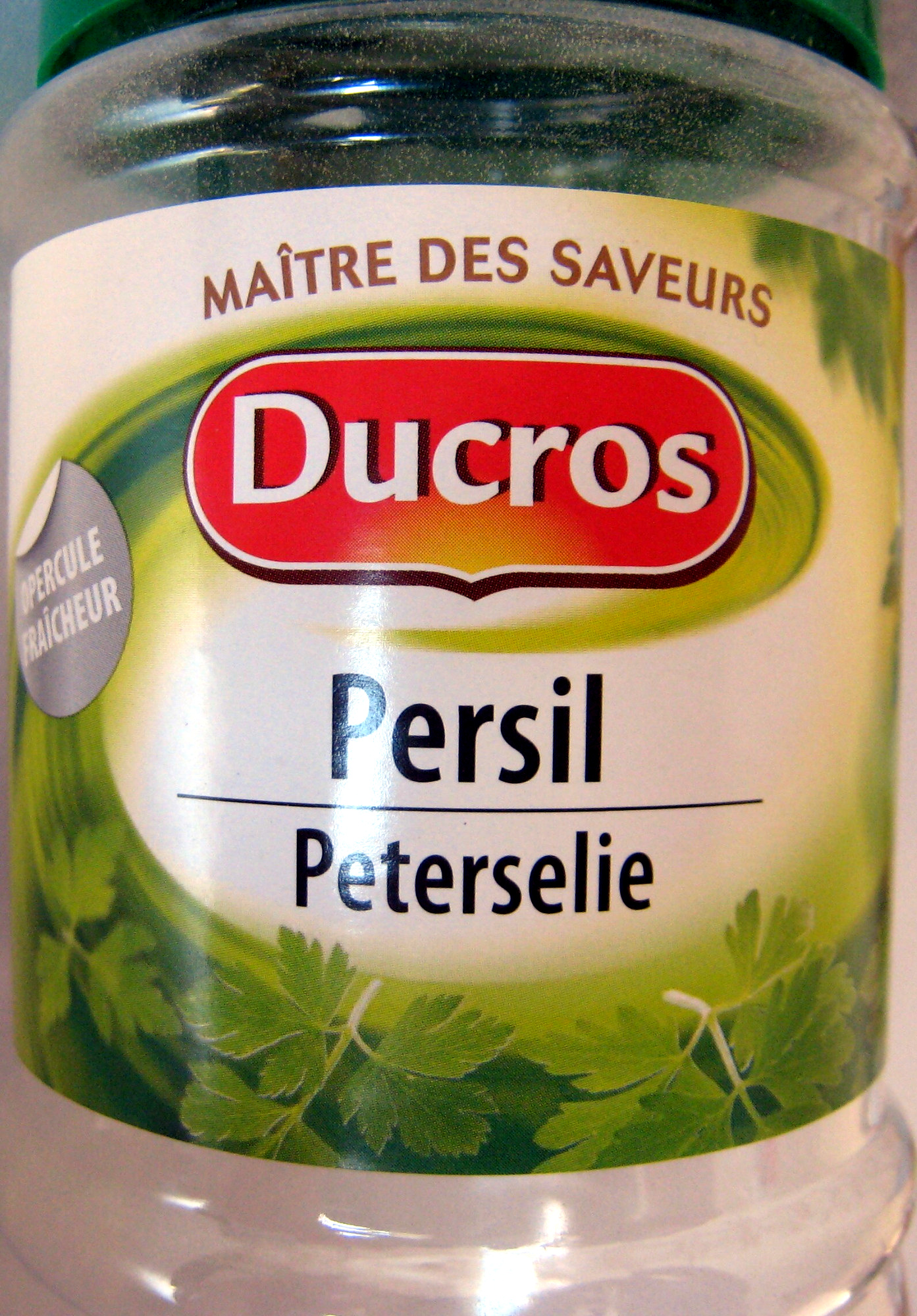 Persil Ducros - Product - fr