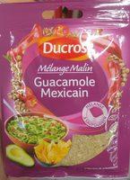 Melange Malin Guacamole Mexicain - Product