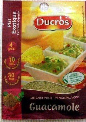 Melange pour guacamole - Producto - fr