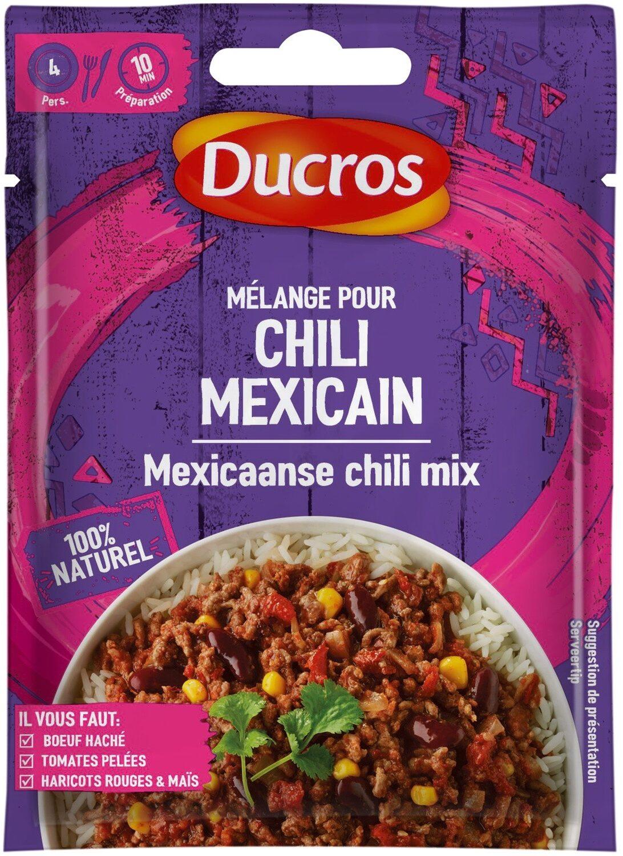 Mélange pour Chili Mexicain - Product - fr