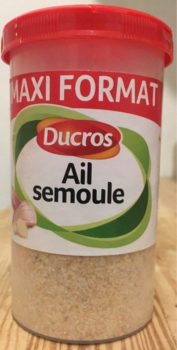 Ail semoule Ducros - Product
