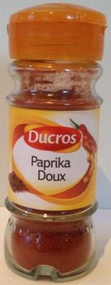 Paprika doux - Product