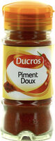 Piment doux - Produit - fr