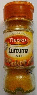 Curcuma moulu - Product - fr