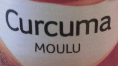 Curcuma moulu - Ingredients - fr
