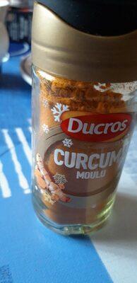 Curcuma moulu - Nutrition facts - fr