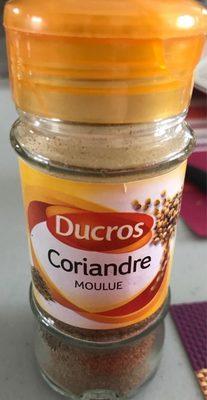 Coriandre moulue - Product - fr