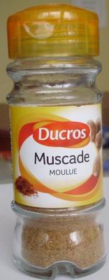 Muscade moulue - Produit - fr