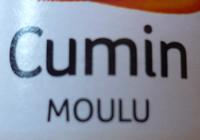 Cumin moulu - Ingredients