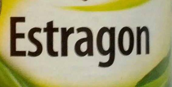 Estragon - Ingrediënten